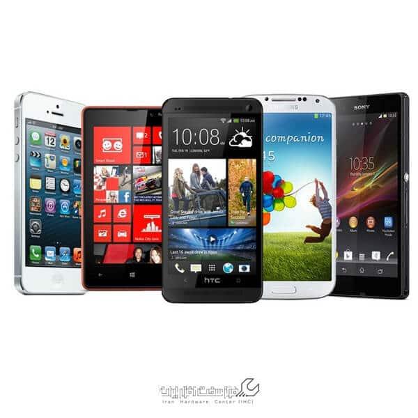 تاریخچه انواع برند های موبایل
