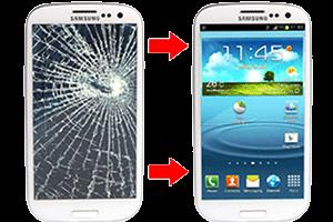 تعمیرات تاچ موبایل