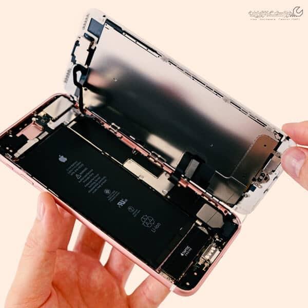 تعمیر ال سی دی موبایل