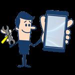 نمایندگی موبایل و واحدهای تعمیرات موبایل