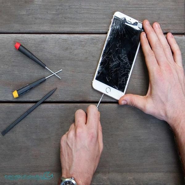 واحد تعمیر تخصصی گوشی