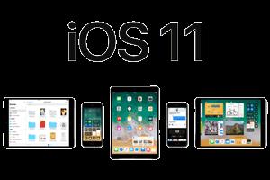 ویژگی های ios11