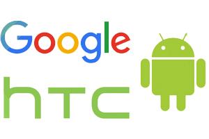 گوگل سهام اچ تی سی را خریداری کرد