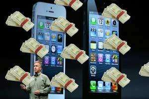 چرا اپل گران است