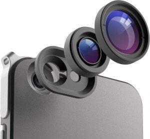 لنز دوربین موبایل