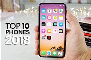 بهترین گوشی های 2018