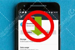 چرا موبایل نمی کند