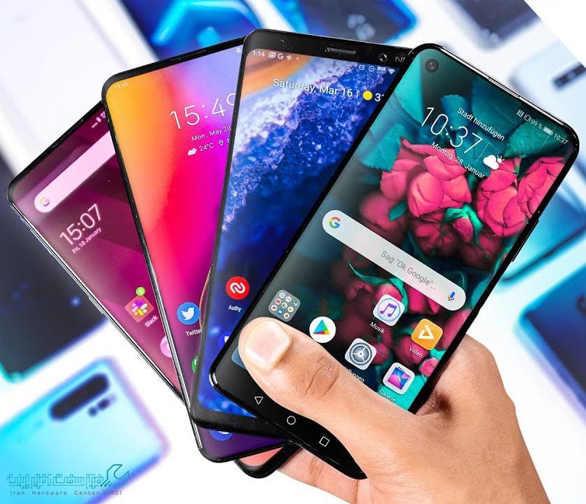 ویژگی گوشی های ۲۰۱۹