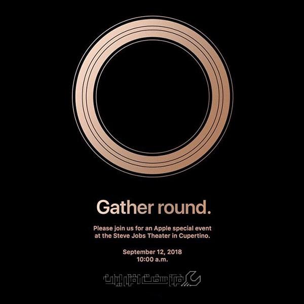 محصولات 2018 اپل