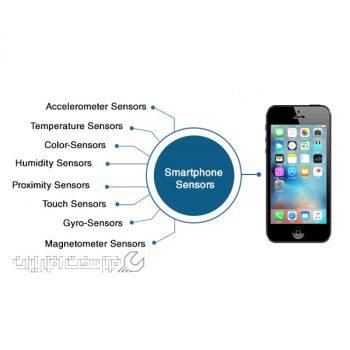 سنسورهای موبایل