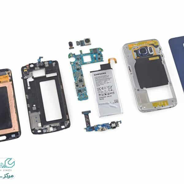 تعمیرات گوشی گلکسی S6