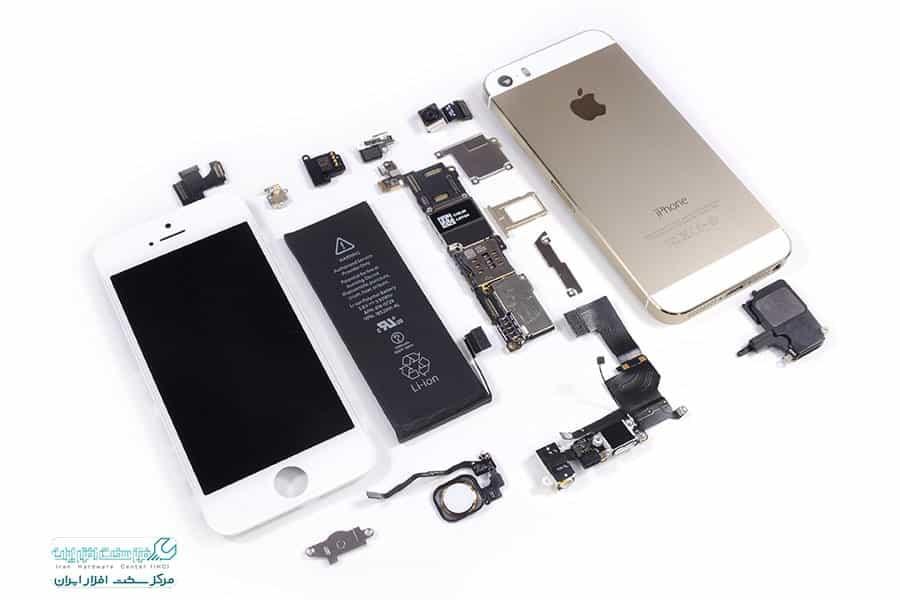 تعمیر موبایل اپل 5S