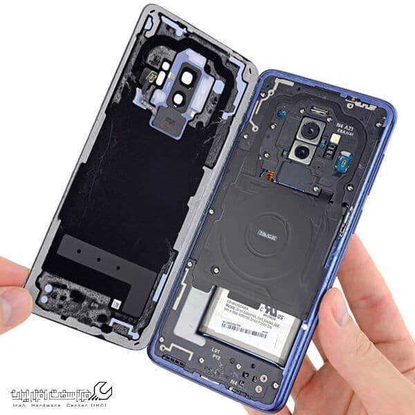 تعمیر گلکسی S9 با کمترین هزینه