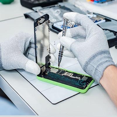 دوره عمومی آموزش تعمیر موبایل