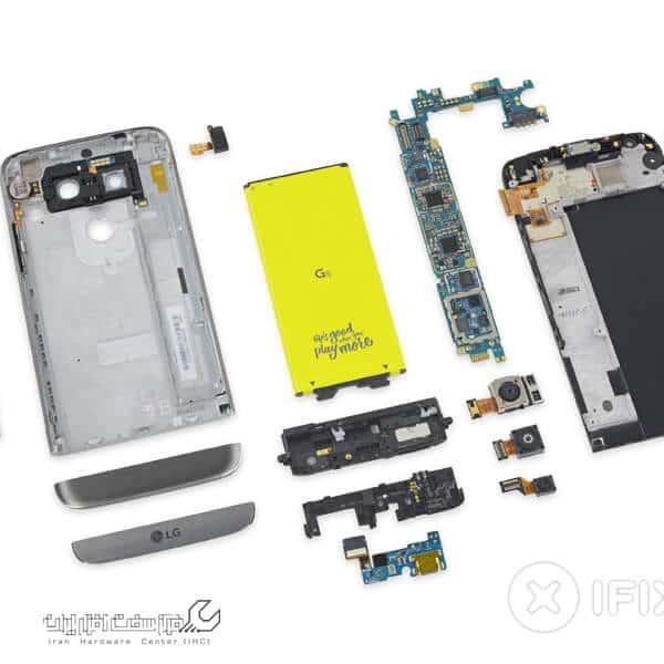 تعمیرات موبایل ال جی جی 5