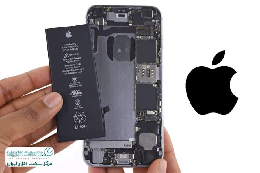 تعمیر موبایل اپل 6 اس