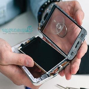 تعمیر موبایل تاچ و ال سی دی