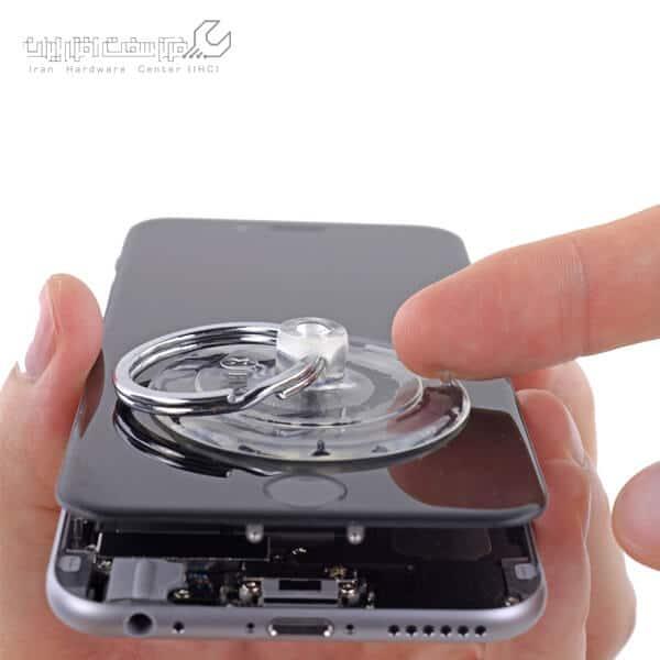 تعمیر تاچ موبایل اپل
