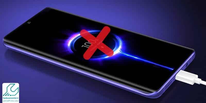 علت شارژ نشدن موبایل شیائومی