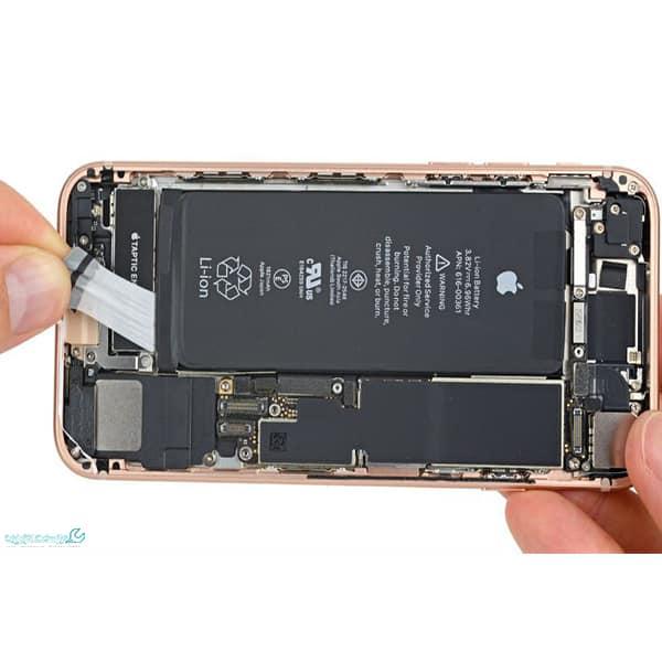 آموزش تعمیر موبایل آیفون