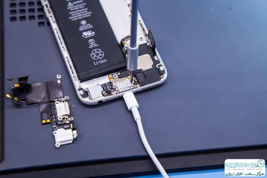 تعمیر کارکرد USB موبایل