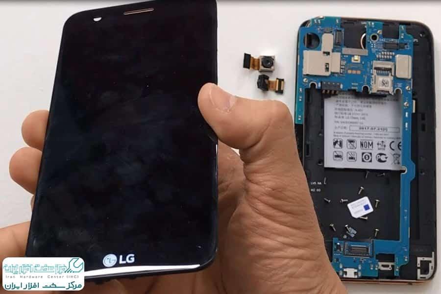 تعمیرات تخصصی موبایل ال جی