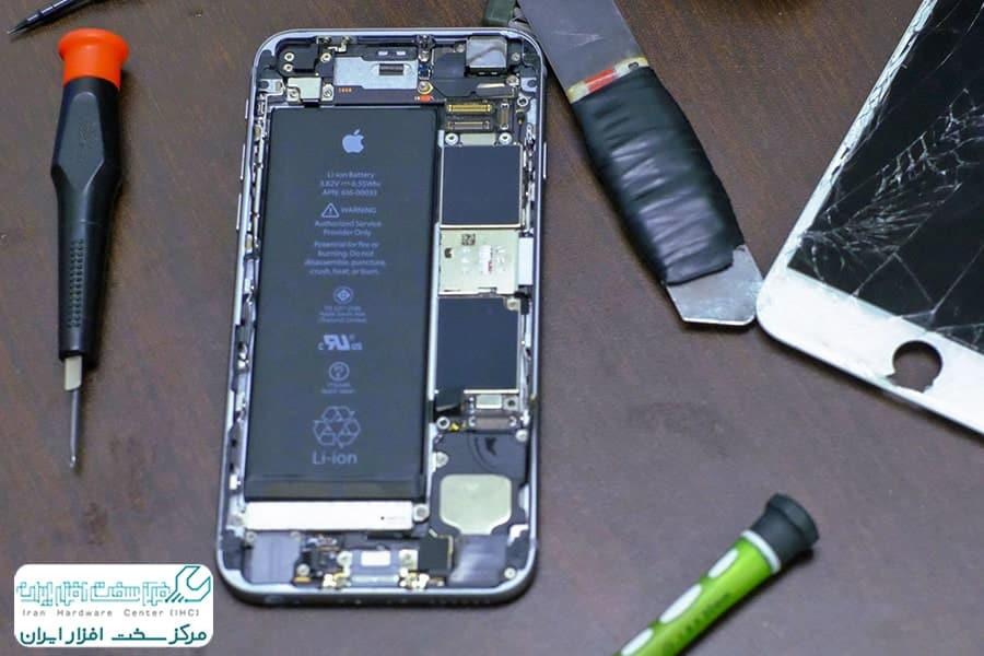 تعمیرات تخصصی موبایل اپل
