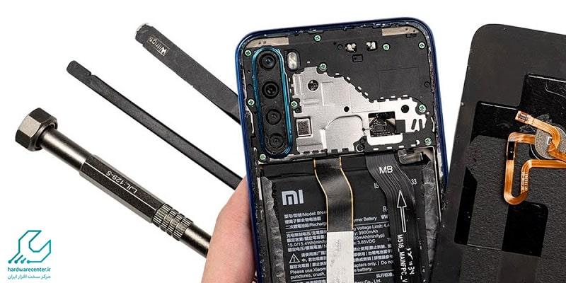 تعمیر موبایل شیائومی