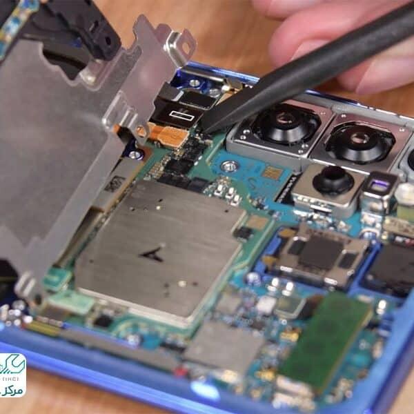 آموزش تعمیر موبایل در تهران