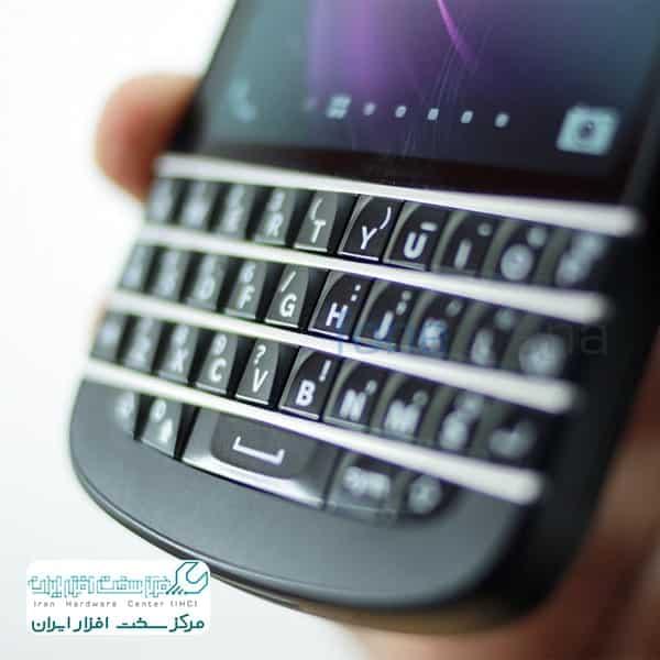 خداحافظی بلک بری با دنیای موبایل