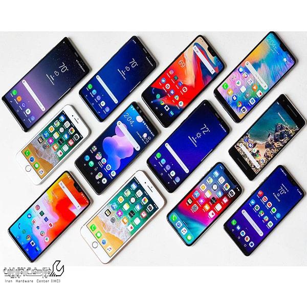 پیشنهاد بهترین گوشی تا 3 میلیون تومان