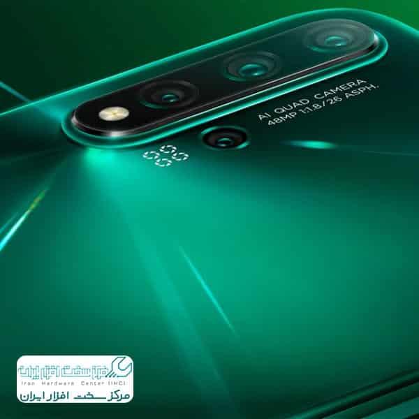 گوشی 5G آنر ایکس 10 با دوربین سه گانه معرفی شد