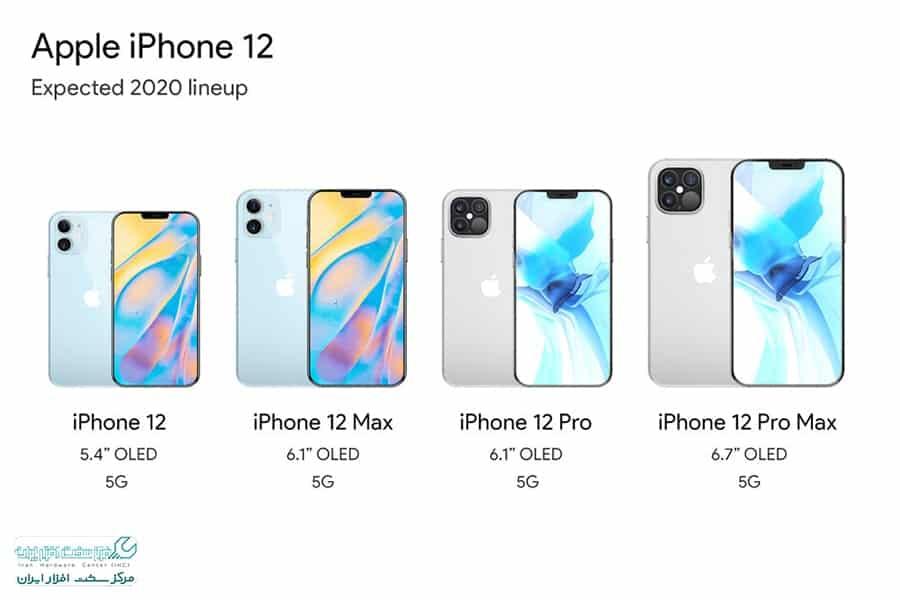 آیفون 12 اپل