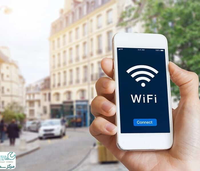 چگونه گوشی خود را به شبکه وای فای وصل کنیم؟
