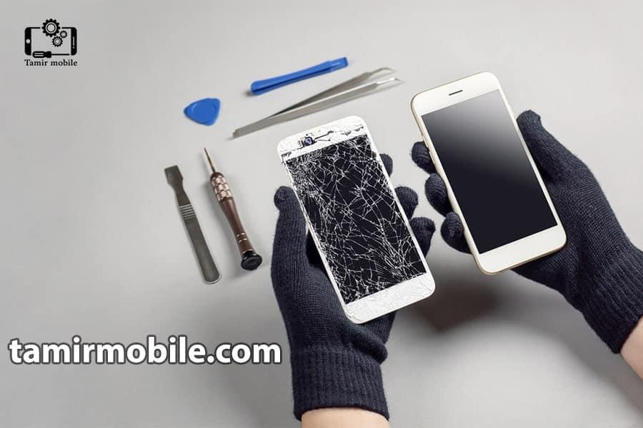 آدرس مرکز تعمیر موبایل