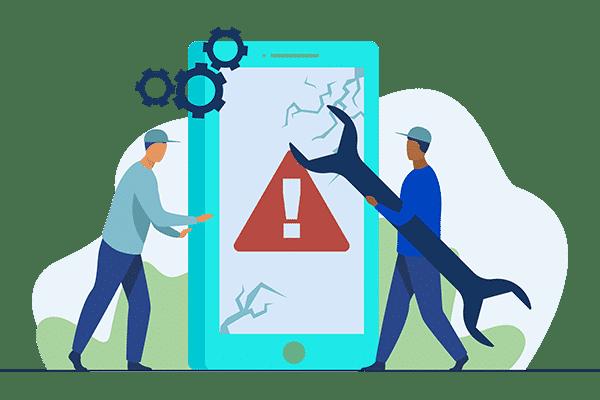 نمایندگی تعمیر موبایل