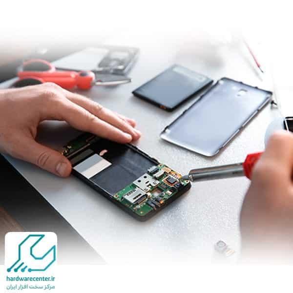 تعمیرات موبایل در قم