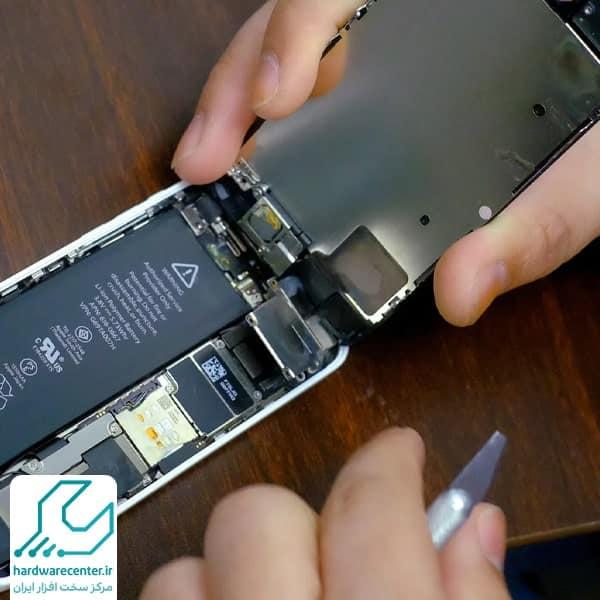 تعمیرات گوشی اپل