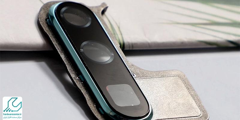 شیشه دوربین موبایل
